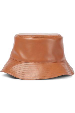 Loewe Chapeau bob en cuir