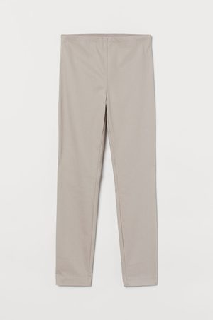 H&M Femme Pantalons stretch - Pantalon super stretch