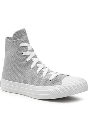 Converse Baskets - Ctas Hi 170870C Ash Stone/String/White