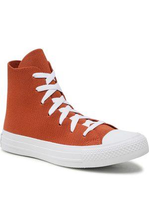 Converse Baskets - Ctas Hi 170871C Red Bark/String/White