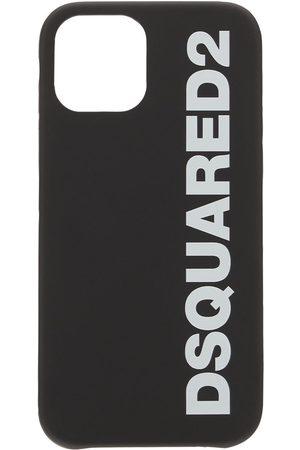 Dsquared2 Homme Téléphones - Coque Iphone 12 Pro Imprimé Logo