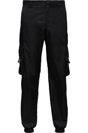 Prada Homme Cargos - Pantalon Re-Nylon à poches cargo