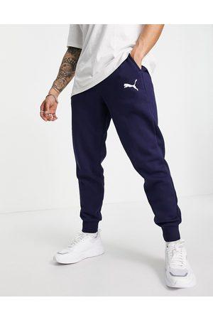 PUMA Homme Joggings - Essentials - Jogger à logo félin - marine