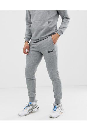 PUMA Homme Joggings - Essentials - Jogger slim à petit logo