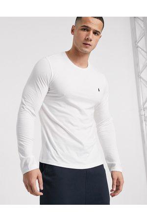 Polo Ralph Lauren Homme Manches longues - Top confort à manches longues en coton doux