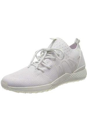 Marco Tozzi 2-2-23715-34, Sneakers Basses Femme, (White Comb 197), 38 EU