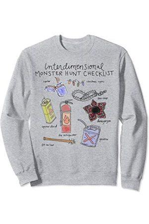 Stranger Things Netflix Interdimensional Monster Hunt Sweatshirt