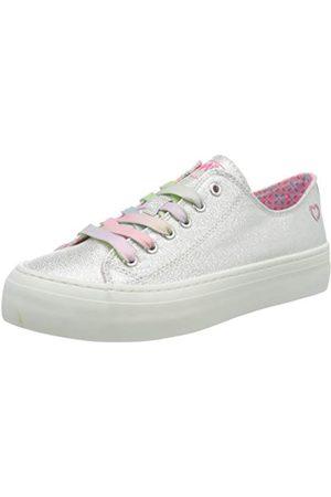 Pablosky Sneakers Basses Femme, é Plateado 963251, 36 EU