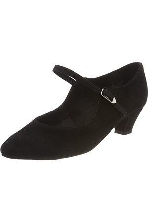 Diamant 050-047-001, Chaussures de Danse Standard et latinte. Femme, 001, 38 2/3 EU