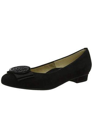 ARA Bari 1243720, Ballerines Femme, (Schwarz 75), 42.5 EU
