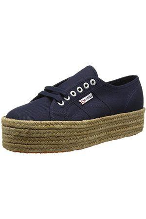 Superga 2790 COTROPEW, Sneakers Femme BleuBleu ( marine) 39 EU