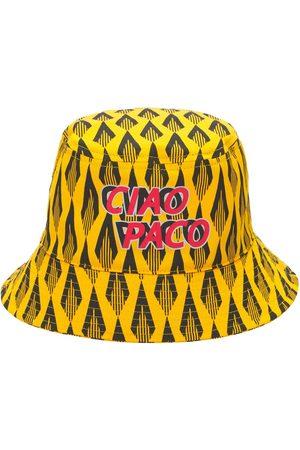 Paco rabanne Femme Chapeaux - Bob En Coton Imprimé Batik Ciao Paco