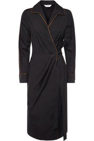 Max Mara Femme Robes midi - Robe Midi En Popeline De Coton Amadeus