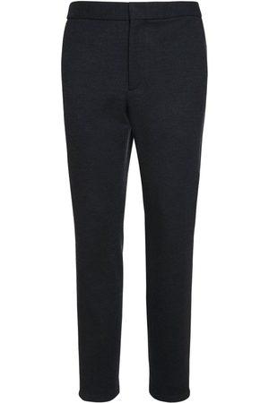 Loro Piana Homme Pantalons classiques - Pantalon En Laine Mélangée 17cm