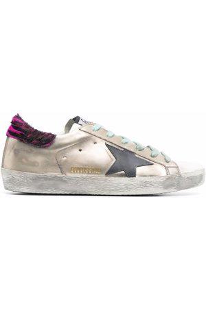 Golden Goose Femme Baskets - Super-star low-top sneakers