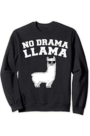 Miftees No Drama Llama Sweatshirt