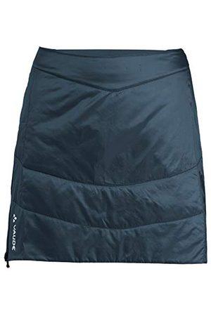 Vaude Women's Sesvenna Reversible Skirt Jupe Femme, Acier, 36