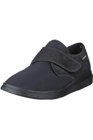 Fischer 13948 Hausschuh, Chaussures basses mixte adulteNoir-V.3, 38 EU