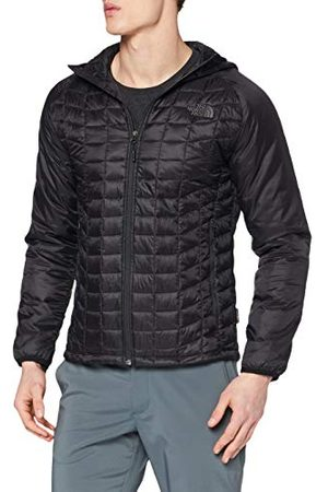 The North Face Thermoball Sport Sweat-Shirt à Capuche Homme, TNF Blk , FR : XL (Taille Fabricant : XL)