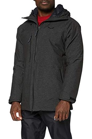 Salewa 00-0000027237_912 Jacket Homme Black Out Mélange FR: XL (Taille Fabricant: 52/X-Large)