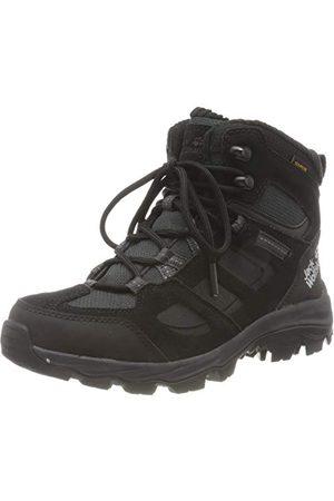 Jack Wolfskin Vojo 3 WT Texapore Mid W, Chaussures d'Extérieur pour Femme, Phantom Black, 38 EU