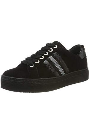 Semler Alexa, Sneakers Basses Femme, (Schwarz 001), 37 EU