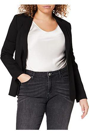 Armani Armani Blazer Veste De Costume, (Black 1200), 38 (Taille Fabricant: 2) Femme