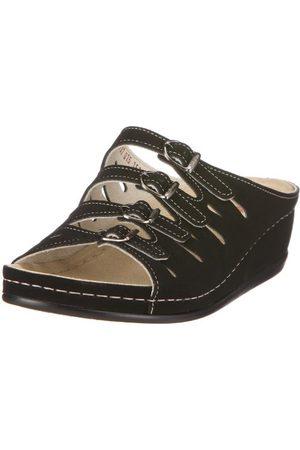 Berkemann Atlanta Hassel 00737, Chaussures femmeNoir (Black), 38 EU