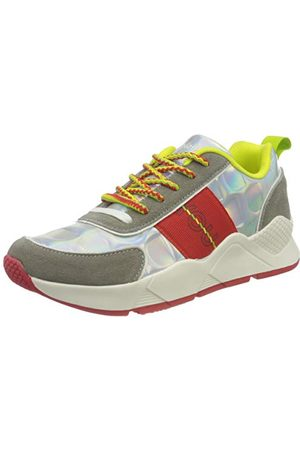 Desigual Shoes_Hydra_iridisc, Basket Femme, , 41 EU