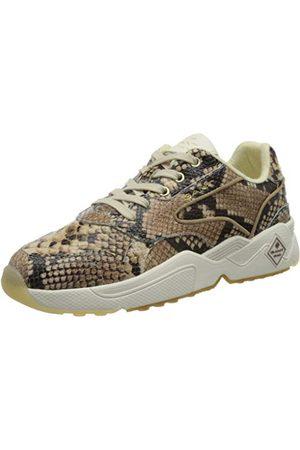 GANT Nicewill Sneaker, Basket Femme, Snake Opt, 36 EU