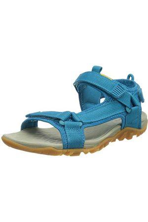 Camel Active Treka Sandal, Femme, Turquoise, 38 EU