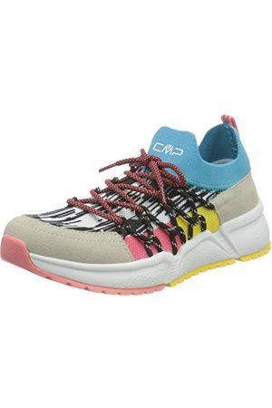 CMP Leisure Shoe, Chaussure de Loisirs Kairhos WMN Femme, Sand-Lemon-Ibiza, 41 EU