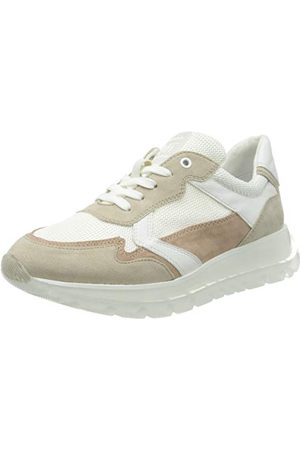 Marco Tozzi 2-2-23727-26 Damen Sneaker, Basket Femme, Dune Comb, 39 EU