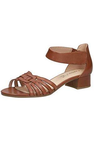 Caprice Femmes Sandale à Talon 9-9-28204-26 327 Largeur G Taille: 37.5 EU
