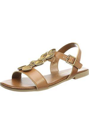 Marco Tozzi 2-2-28141-36 Leder Sandale, Femme, Muscat Comb, 36 EU