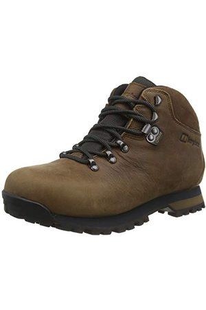 Berghaus Hillwalker II GTX, Women's High Rise Hiking Shoes, Brown (Chocolate), 4 UK (37 EU)