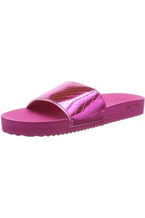 flip*flop Femme Mules & Sabots - Pool Diamond, Sandales Femme, Very Pink 2230, 38 EU