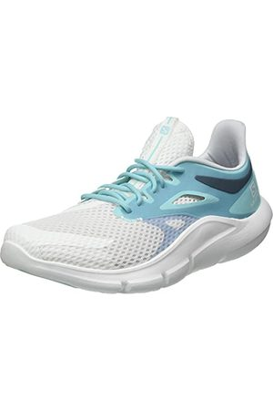 Salomon Predict Mod W, Chaussures de Running Femme, /Turquoise (White Tanager Turquoise), 36 EU