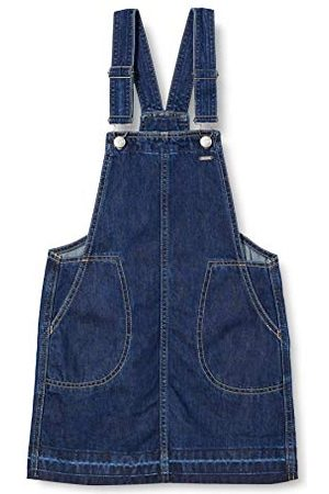Pepe Jeans Pitch Dress Jeans, Bleu 000, Taille 18 Fille