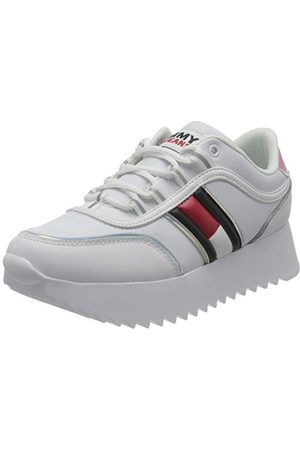 Tommy Hilfiger Tommy Hilfiger Femme High Cleated Iridescent Sneakers basses , ,40.5 EU