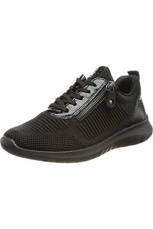 Remonte R5702, Basket Femme, Spark Black 01, 44 EU