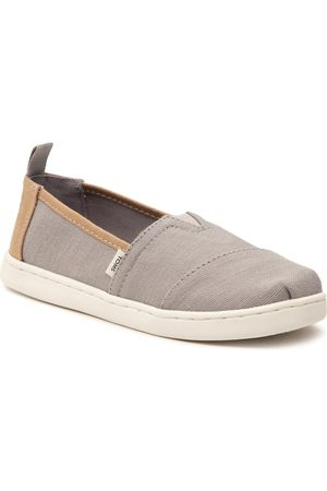 TOMS Chaussures basses - Alpargata 10016437 Drizzle Grey