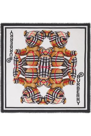 Burberry Fille Écharpes & Foulards - écharpe à imprimé Thomas Bear