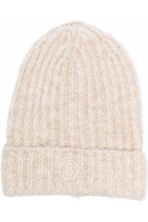 MM6 MAISON MARGIELA Femme Chapeaux - Casquette à logo brodé