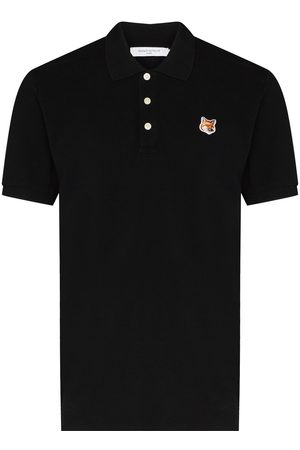 Maison Kitsuné Homme Polos - Polo à patch logo