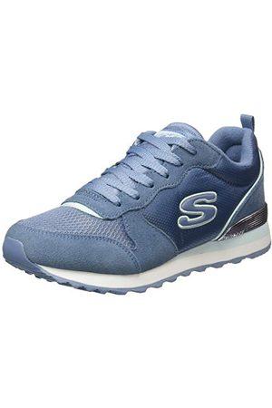 Skechers OG 85 Step N Fly, Basket Femme, SLT, 41 EU