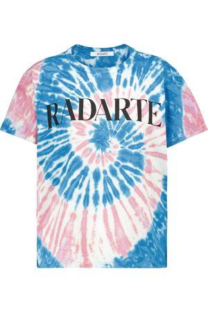 Rodarte T-shirt Radarte en coton tie & dye