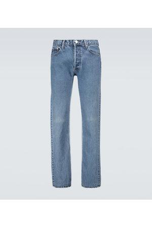 Balenciaga Jean Recycled Slip Patch