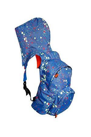 Morikukko Hooded Backpack Kool Dropsmixte adulteSacs à dosMulticolore (Kool Drops)33x8x40 Centimeters (W x H x L)