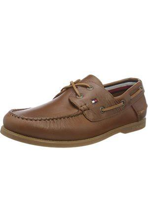 Tommy Hilfiger FM0FM02735 Chaussures bateau HommeMulticolore (Sable/kaki)41
